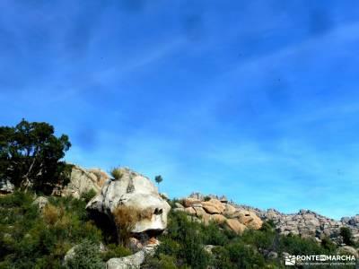 Gran Cañada-Cerro de la Camorza; viajes para noviembre rutas selva irati excursiones vizcaya valle d